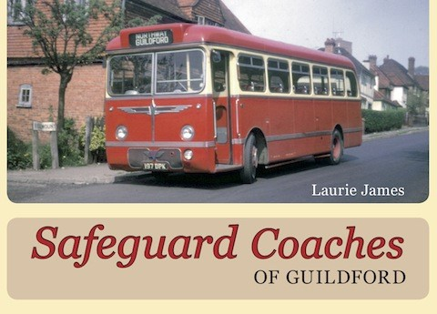 Safeguard Coaches 90th Year History Book