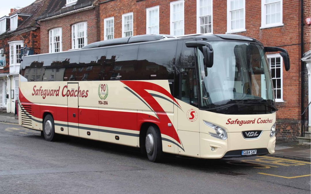 RouteOne Test Drive One Of Our VDL Futura 2 Euro 6 Coaches