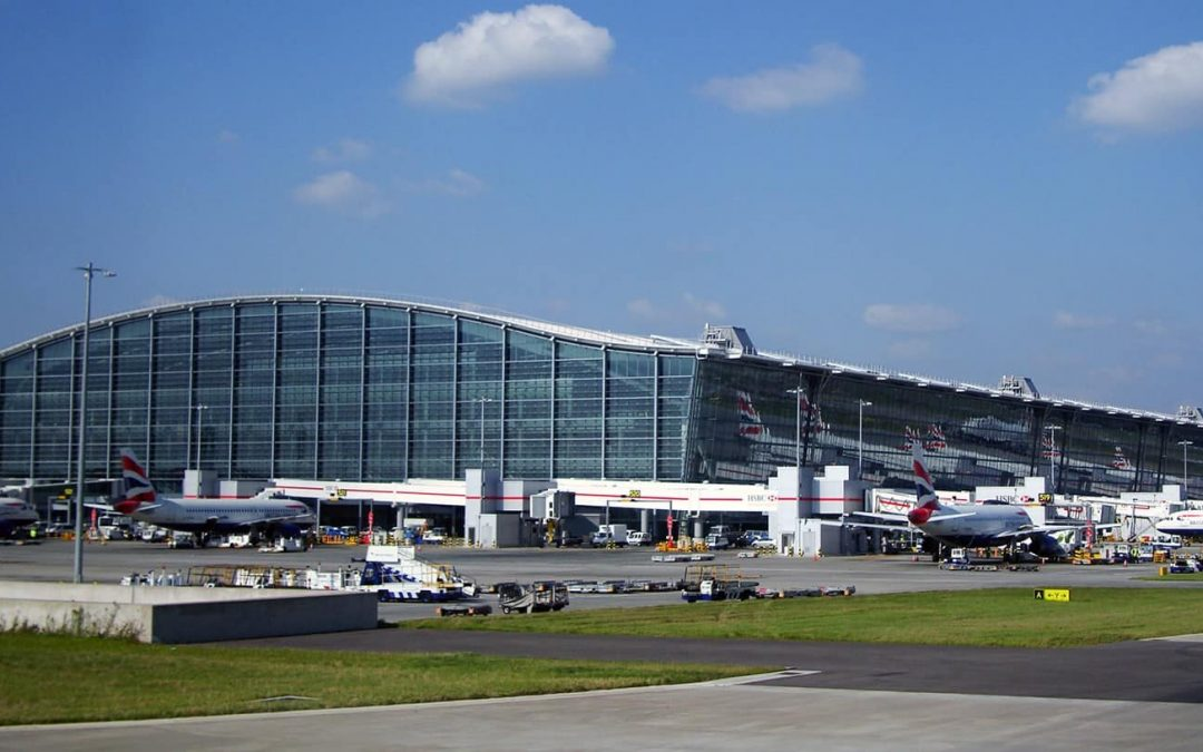 Group Travel – The Airport Dilemma