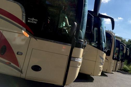 Safeguard Coach Fleet