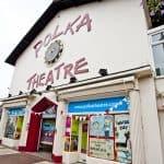 Polka Theatre Coach Hire