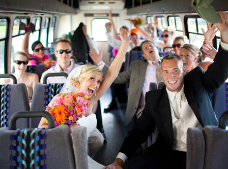 Wedding Coach Hire Service