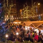 Winchester Christmas Market Coach Hire